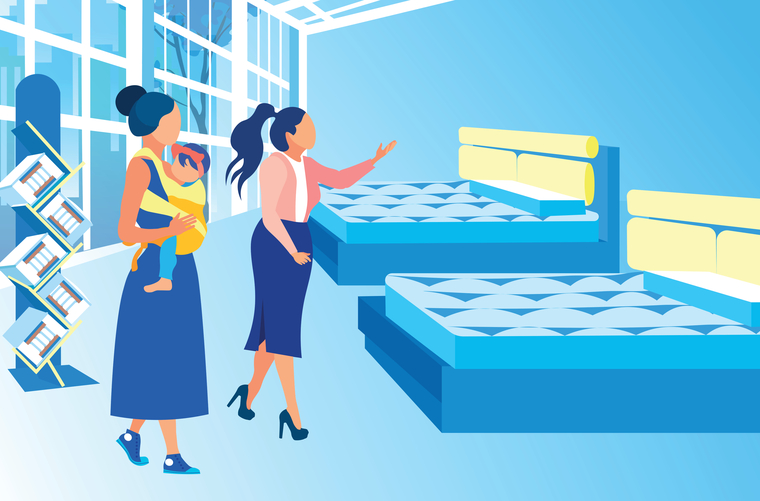 Trucos para limpiar el colchón