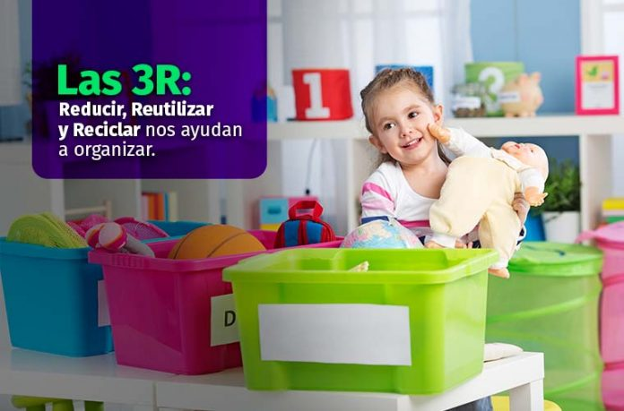 organizar habitacion niños